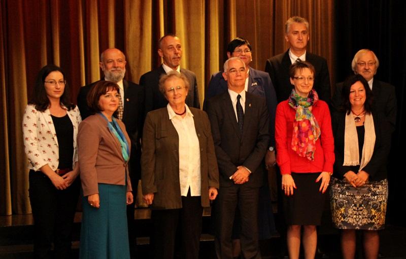 Együttműködési megállapodást kötött  az OFI a bécsi AMAPED-del