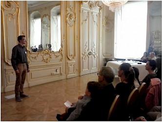 Radnóti Szavalóverseny a Bécsi Nagykövetségen