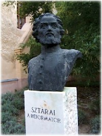 Sztárai (Starinus) Mihály (? – 1574)