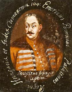 Perényi Imre, nádor ( ? – 1519 )