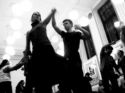 A Délibáb tavaszváró  táncház és tánckurzus