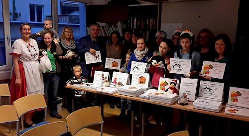 UMIZ az AMAPED-ben:  Többnyelvű gyermekkönyv-mozi Bécsben