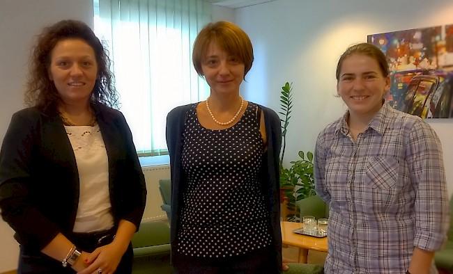 Molnár Mária a bécsi  Collegium Hungaricum új igazgatója