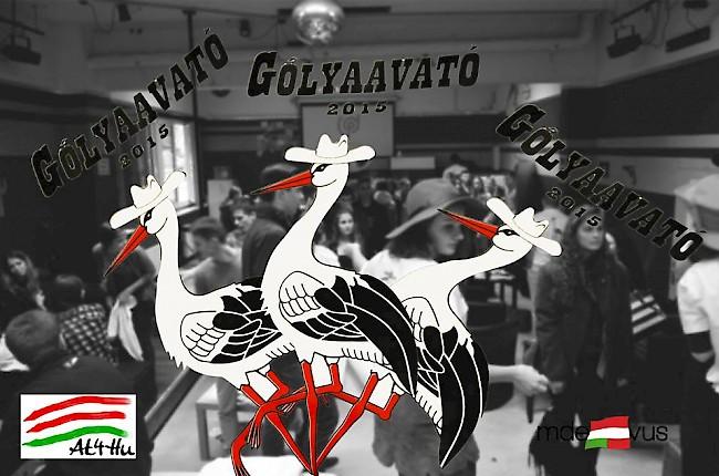 Bécsi Magyar Gólyaavató, avagy fergeteges rendezvénysorozattal  nyitották az évet a bécsi magyar diákok