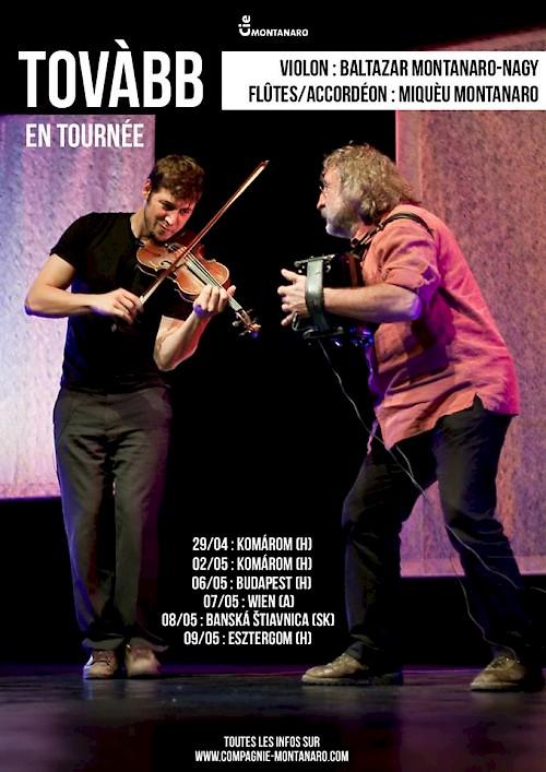 Duo Montanaro Koncert
