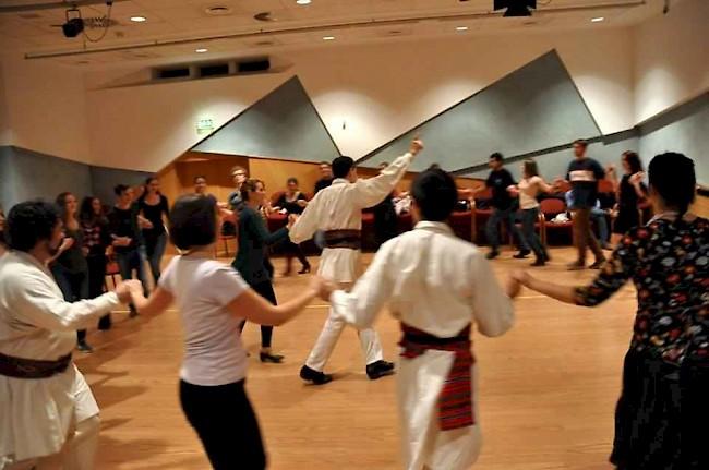 Szakkollégium és moldvai táncház Bécsben, három egyesület közös szervezésében