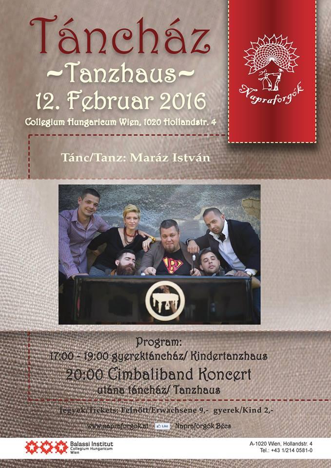 Napraforgók Táncház és Cimbaland koncert