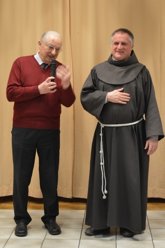 Böjte Csaba, ferences rendi szerzetes Bécsben és Bécsújhelyen