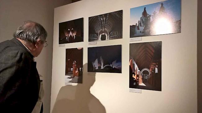 Makovecz-kiállítás nyílt Bécsben