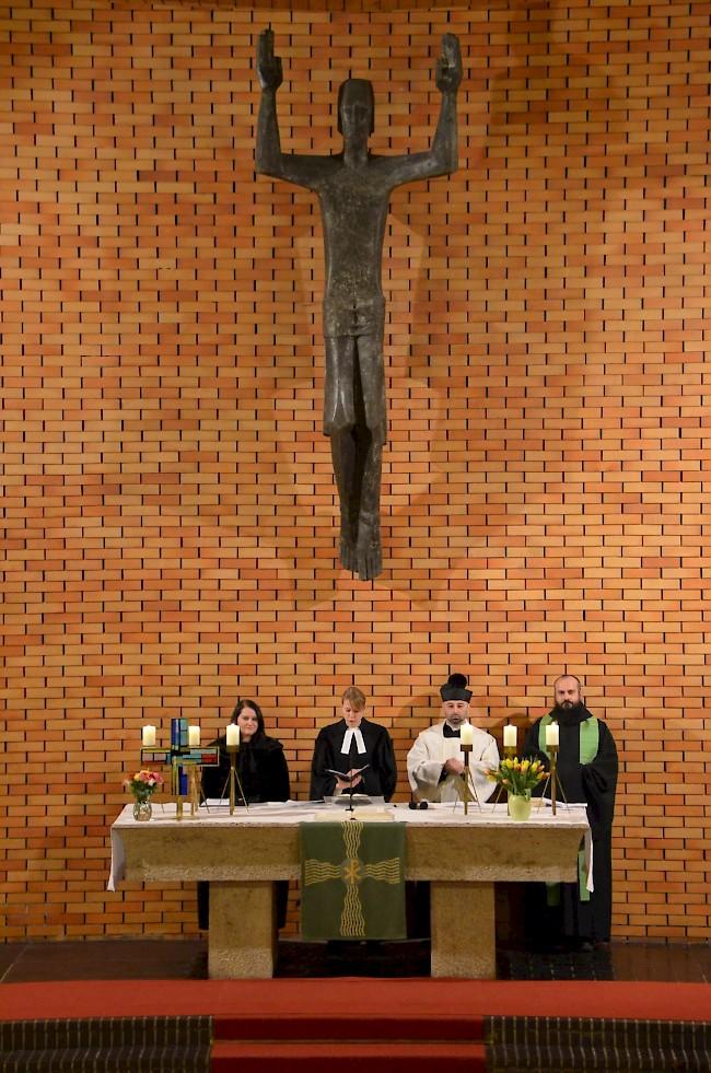 Ökumenikus istentisztelet Bécsben