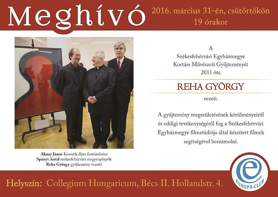 Reha György