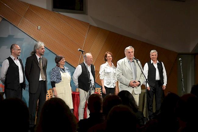 """""""Migráncs vagyok, nem piskóta"""" A Gruppen-Hecc társulat előadása Bécsben"""