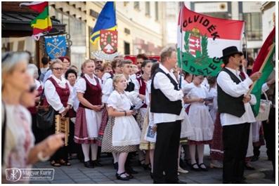 Bécsi Magyar Katolikus Egyházközség – Szent István-ünnep és búcsú – 2016 aug. 27