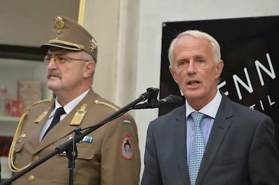 Megemlékezés Gróf Széchenyi Istvánról Bécsben – 2016. szeptember 20.