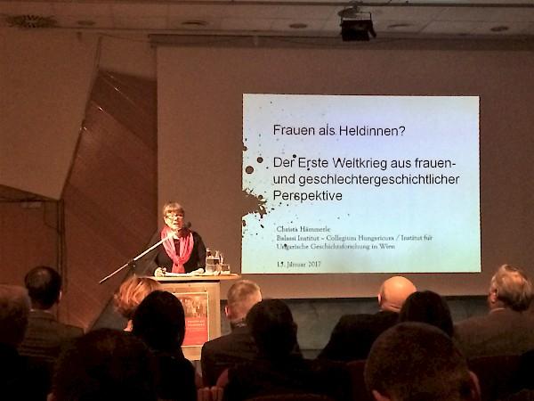 Nők mint hősök – fotókiállítás és előadássorozat a Collegium Hungaricumban