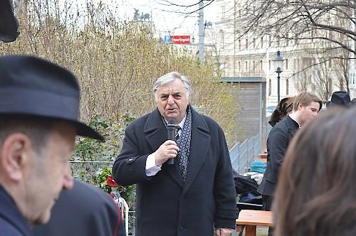 """Közösségépítők – beszélgetés dr. Smuk Andrással, a bécsi ,,Europa""""-Club elnökével"""