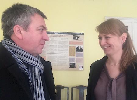 Látogatás az Ausztriai Magyar Evangélikus Gyülekezetnél
