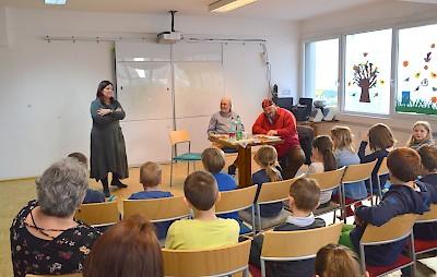 Író-olvasó találkozót szervezett az Ausztriai Magyar Pedagógusok Egyesülete