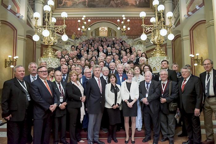 Magyarország Barátai Alapítvány 4. konferenciája