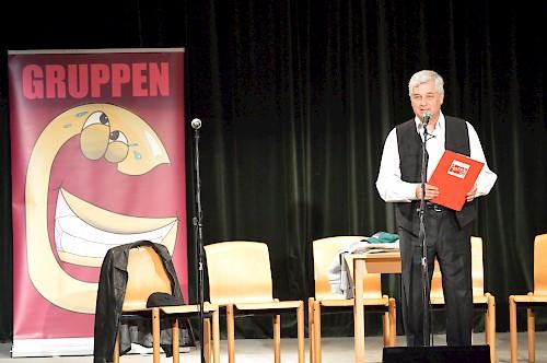 A Gruppen-Hecc társulat előadása Bécsben