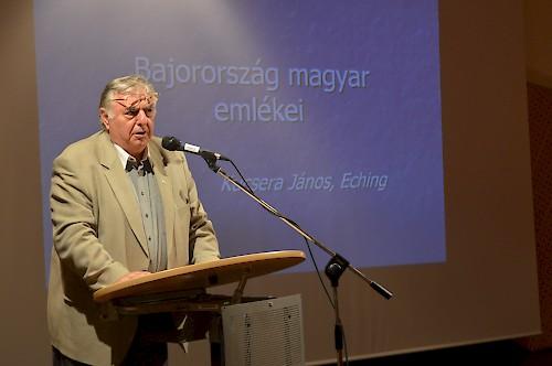 Kucsera János: Tíz évszázad magyar emlékei Bajorországban
