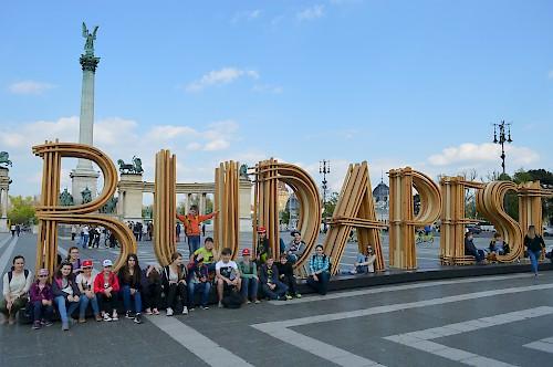 Ausztriai magyar gyermekek élménygyűjtése Budapesten II