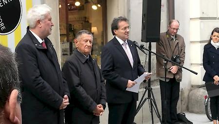 A legnagyobb magyarra emlékeztek Bécsben
