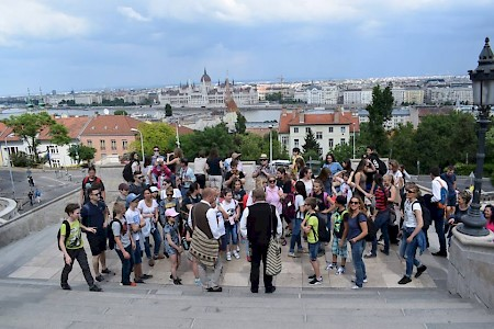 Pünkösdi kirándulás Magyarországon