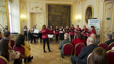 A BMKE-t ünnepelték Bécsben