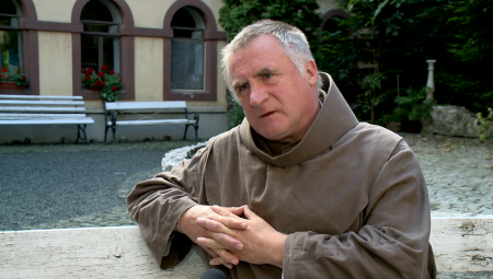 Csaba testvér Bécsben