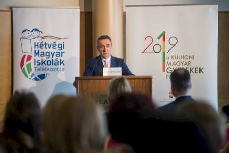 Hétvégi Magyar Iskolák Találkozója