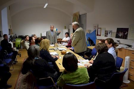 Mentsik Szilvia a Kerekasztal új elnöke