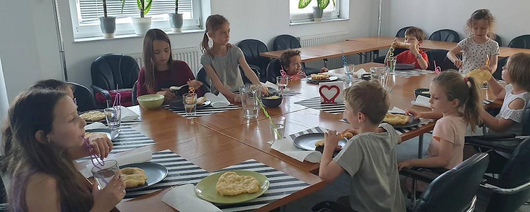 Magyar nyelvi tábor a Bécsi Magyar Iskolaegyesület szervezésében
