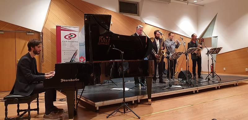 Jazz est a Club Pannonia szervezésében