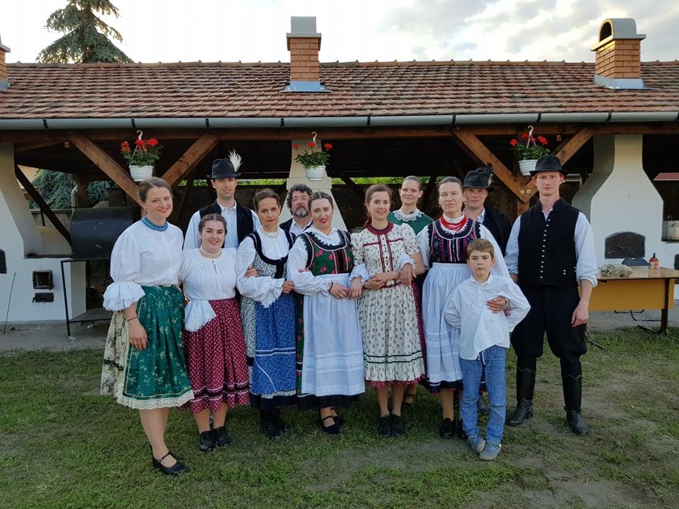 Szihalmi Kemencés Gasztronómiai Fesztivál a Délibáb Bécsi Magyar Kultúregyesület részvételével
