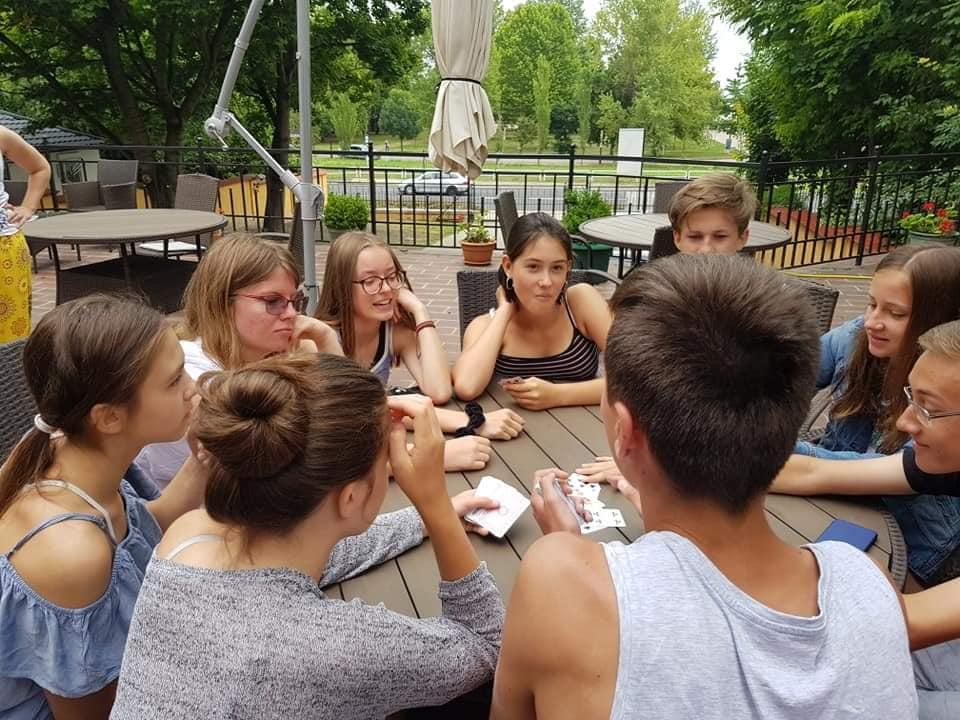 Jubileumi nyári tábor a 15 éves AMAPED szervezésében