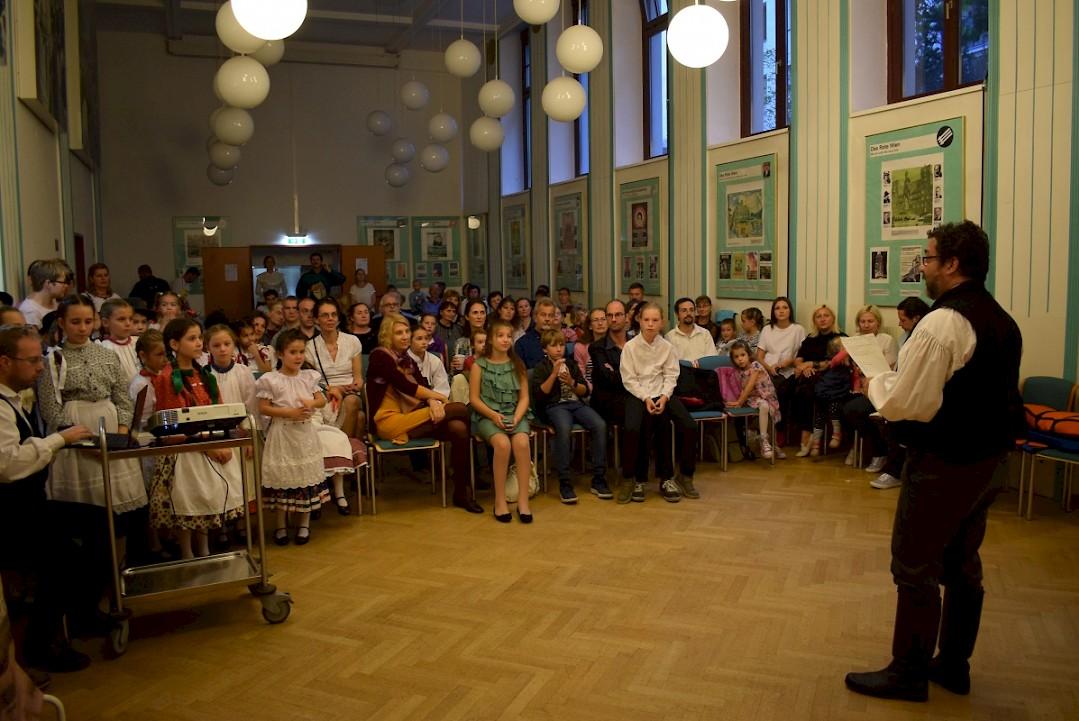 Előadás a Kiskunság szellemi, kulturális értékeiről