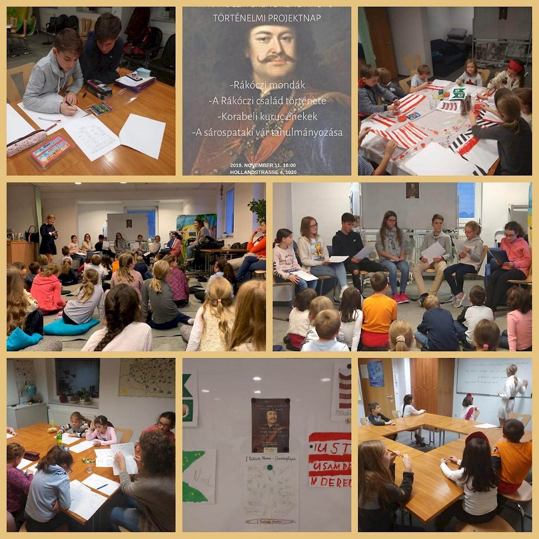 II. Rákóczi Ferenc emléknap a Bécsi Magyar Iskolaegyesületben