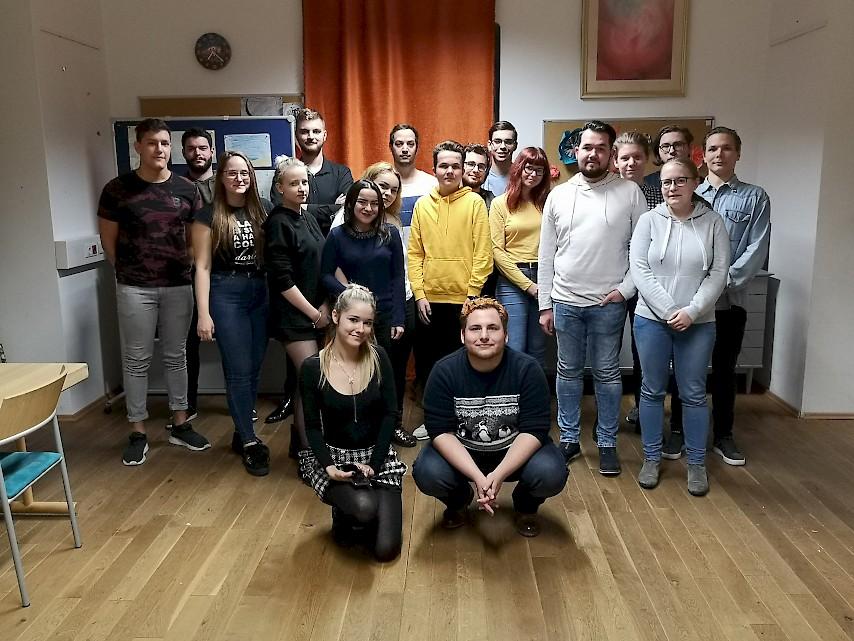 Tagtoborzót tartott a Magyar Diákok Egyesülete