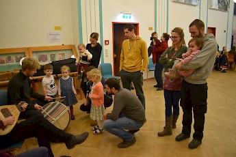 Korinda táncház a Délibáb Bécsi Magyar Kultúregyesület szervezésésben
