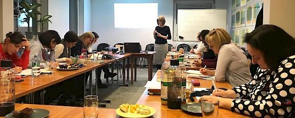 Szakmai továbbképzést tartott a Bécsi Magyar Iskolaegyesület a magyart, mint idegennyelvet oktató pedagógusok számára