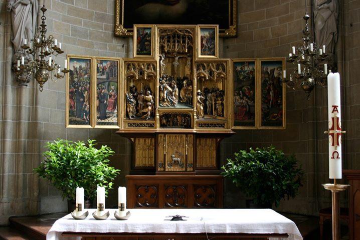 A Bécsi Magyar Katolikus Egyházközség május 12-ei közleménye