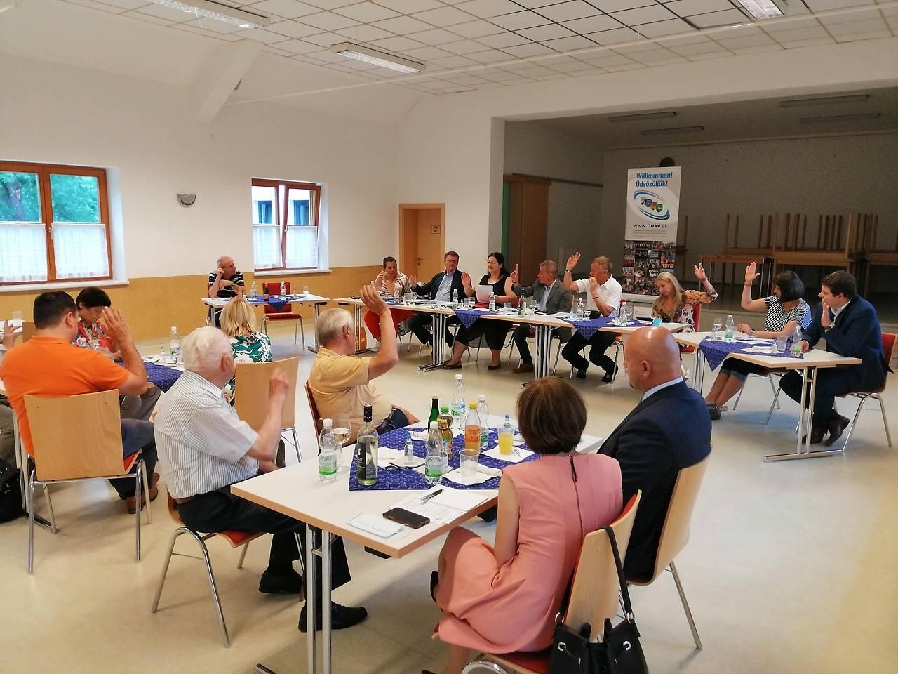 Új elnököt választott a Burgenlandi Magyar Kultúregyesület