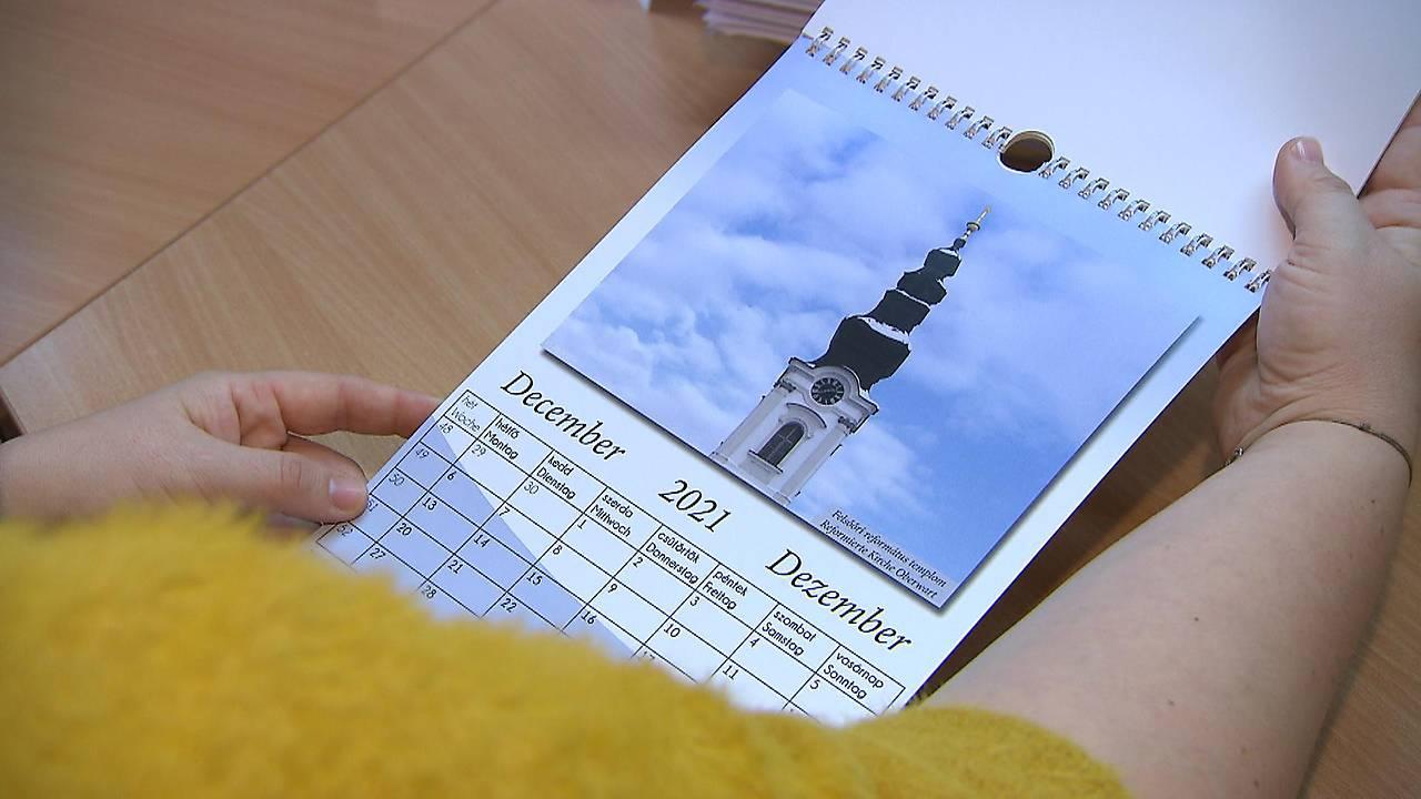 Megjelent a BMKE 2021-es naptára