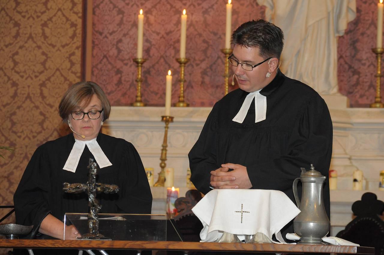 Elmaradnak a magyar evangélikus istentiszteletek