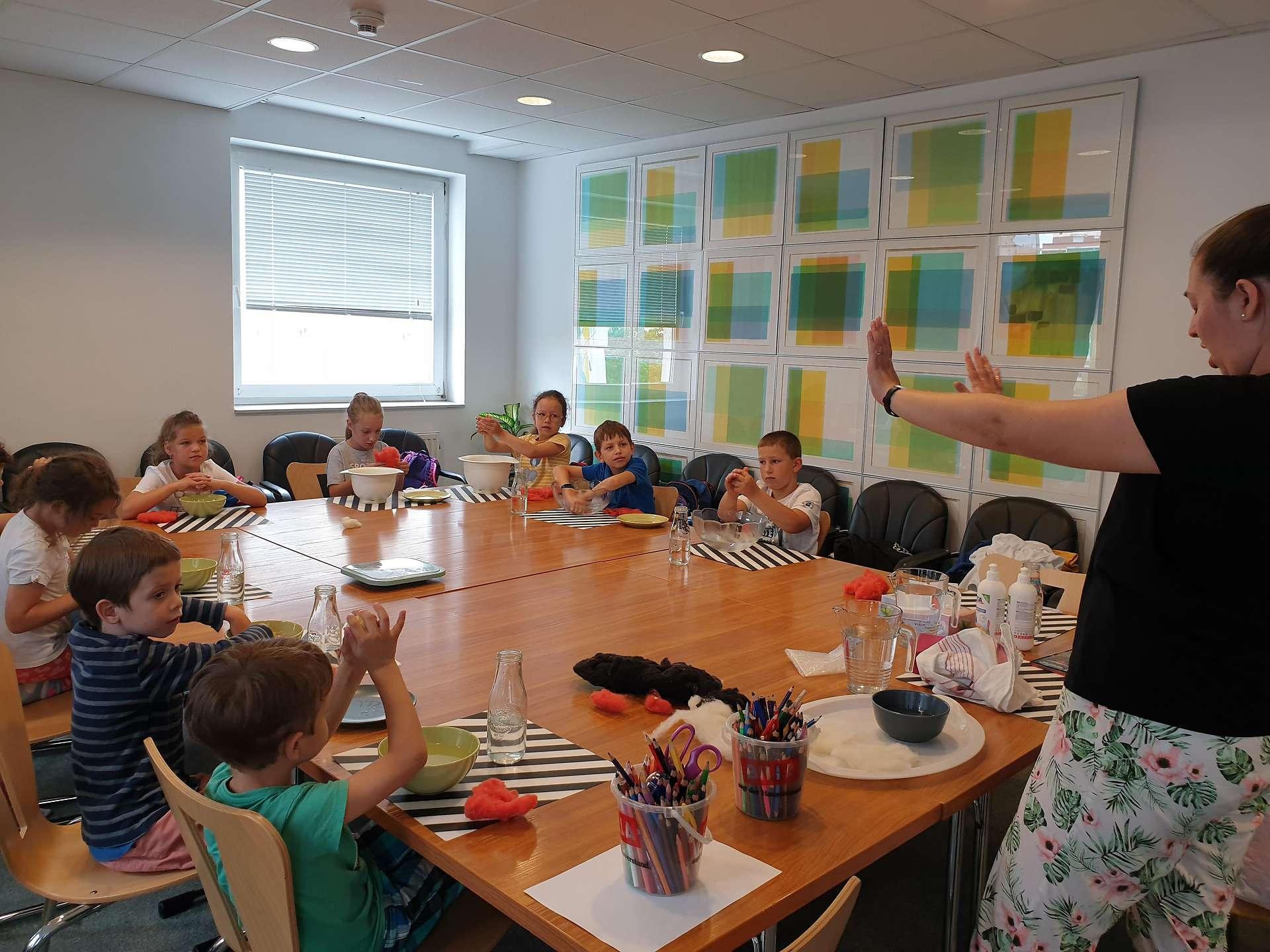 Nyelvi tábort tartott a Bécsi Magyar Iskolaegyesület