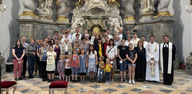Gráci ökomenikus kirándulás Ausztriai Magyar Evangélikus Gyülekezet és a Gráci Magyar Katolikus Közösség szervezésében