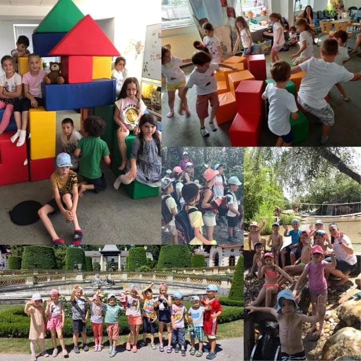 A Bécsi Magyar Iskolaegyesület nyári táborai